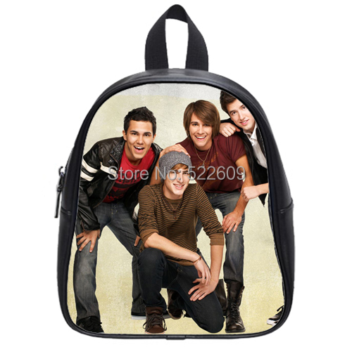 5eb20fa94126 Attractive BTR big time rush Kid's School Bag Backpack Amazing Style ...