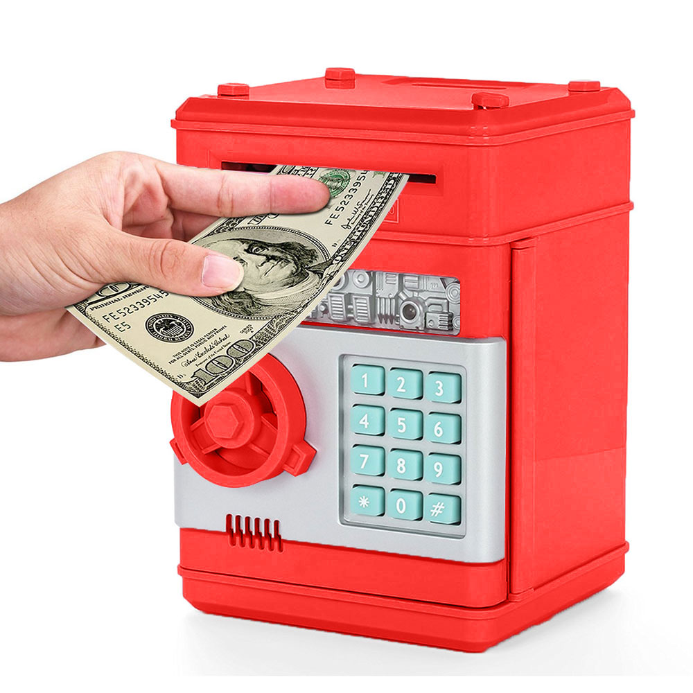 Electronic ATM Piggy Bank For Kids 3