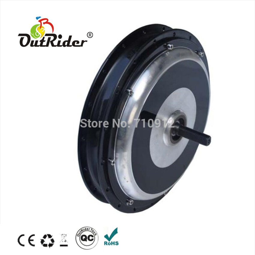 Free Shipping High-quality  Front V-brake 36V 500W  E-bike/E-scooter/E-tricycle/E-powered Motor Brush DC OR01I1