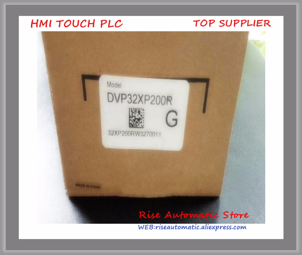 DVP32XP200R PLC 100-240VAC 16DI 16DO relay out Digital Module New OriginalDVP32XP200R PLC 100-240VAC 16DI 16DO relay out Digital Module New Original