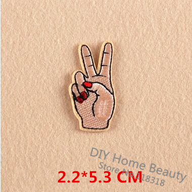 Embroidered Clothes Patches