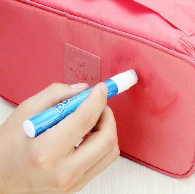 cleaner cleaning brushes detergent cloth grease stain removal pens emergency cleaning erase eraser scouring pen portable
