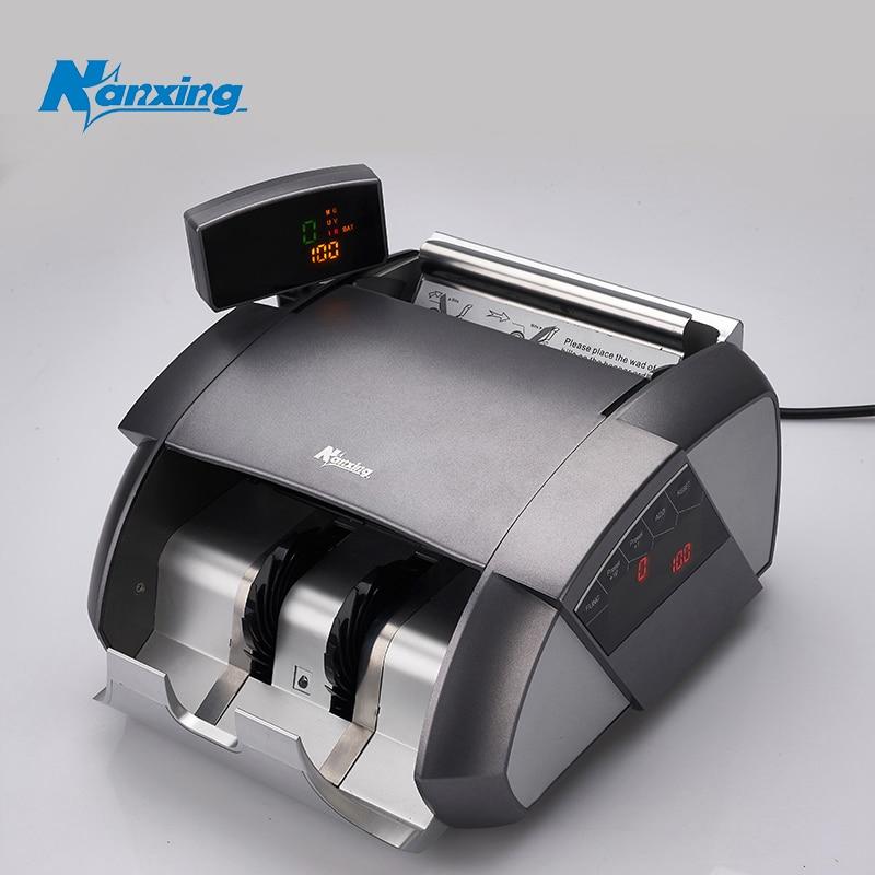 Automatische Geld Detector Conter Machine Bankbiljet Rekening Tellen - Office-elektronica