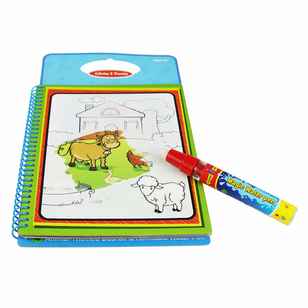 6-Colors-Magic-Water-Drawing-Book-Coloring-Book-Doodle-with-Magic-Pen-Painting-Board-Juguetes-For-Children-Education-Drawing-Toy-4