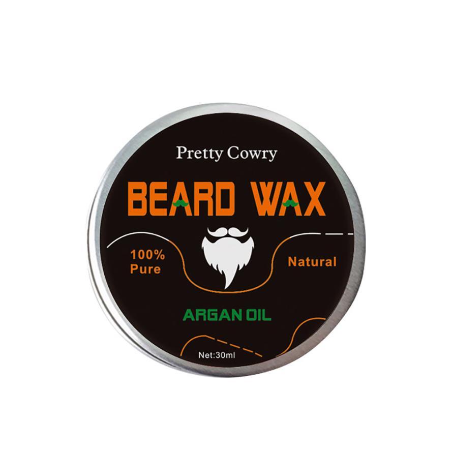 Men Beard Balm Moisturizing Care Cream  4