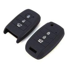 Автомобиль Стайлинг Key Shell, Пригодный Для 13-16 Kia Optima Для Sportage Силиконовый Ключ Чехол Для Forte Для Carens 2016
