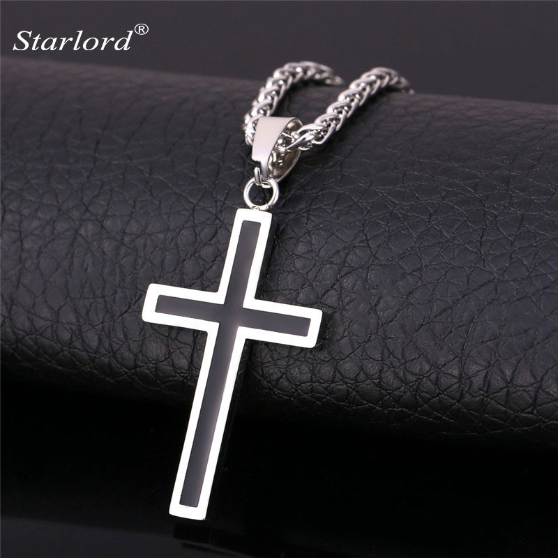 Starlord Cross Necklace & Pendant Christian Jewelry