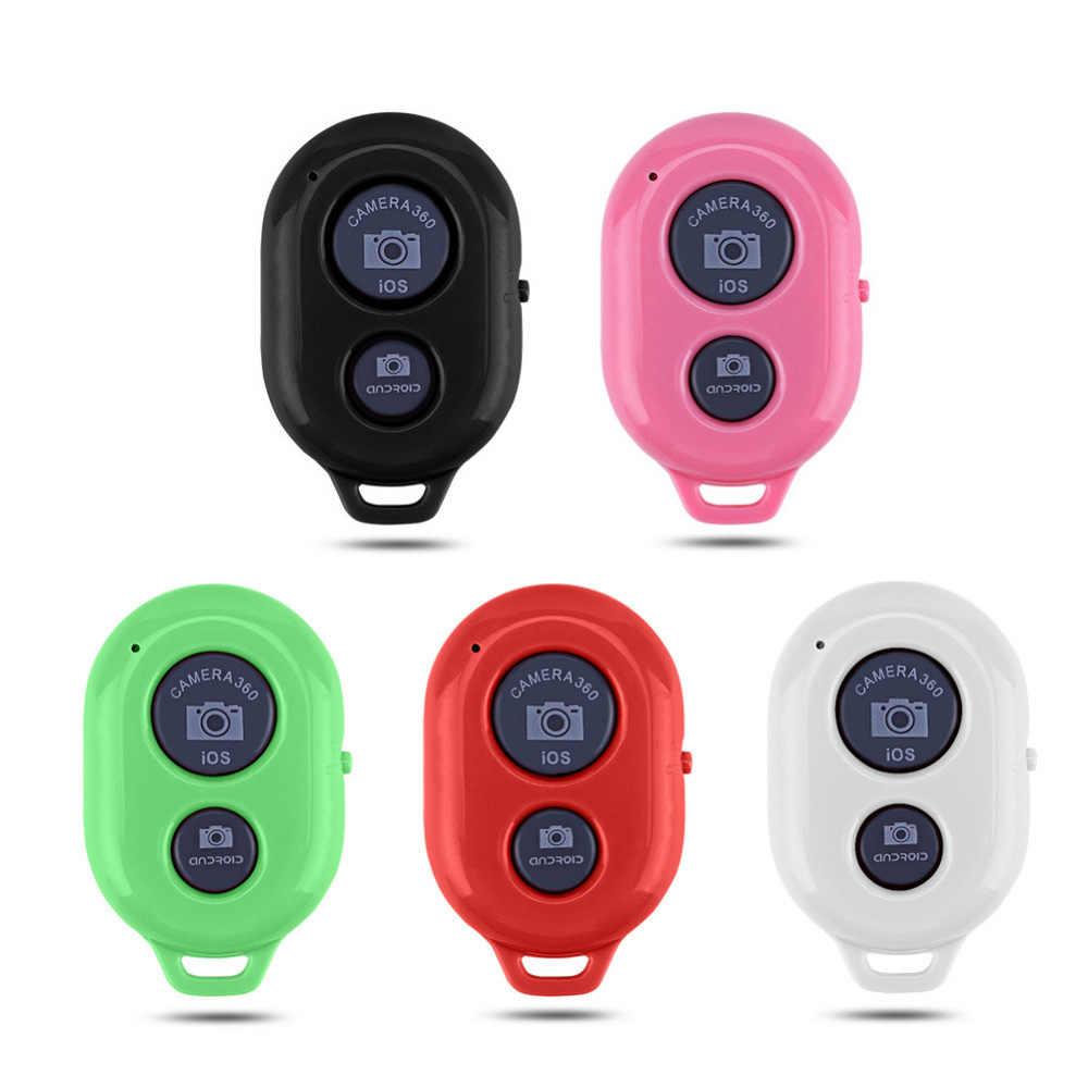 60 м/197ft дальнее расстояние Bluetooth затвор пульт дистанционного управления для экшн-камеры с функцией Bluetooth затвор Автоспуск для телефона