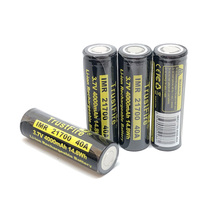 6pcs/lot TrustFire 21700 3.7V 40A 4000mAh 14.8W Lithium Battery Rechargeable Batteries with Safety Relief Valve for Headlamps/Bicycle Lamps 20pcs lot trustfire 21700 3 7v 40a 4000mah 14 8w lithium battery rechargeable batteries with safety relief valve for headlamp bicycle lamp