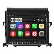 Free Shipping Two Din 9 Inch Car DVD Player For Toyota Alphard 2007-2013 GPS Navigation Radio WIFI BT steering wheel control