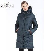 GASMAN 2018 Brand Down Jacket Womens Winter Down Parka for Women Windproof Outwear Coat Thick Female Overcoat Plus Size 7XL 6XL
