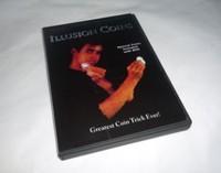 3fly DVD Gimmick Morgan Coin Version Illusion Coin Magic Trick Magic Tricks Fire Props Comedy Ring