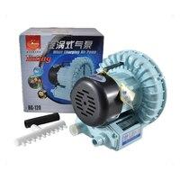 120W SUNSUN HG 120 Electric Turbo Air Blower Aquarium Air Compressor Koi Pond Air Aerator Pump