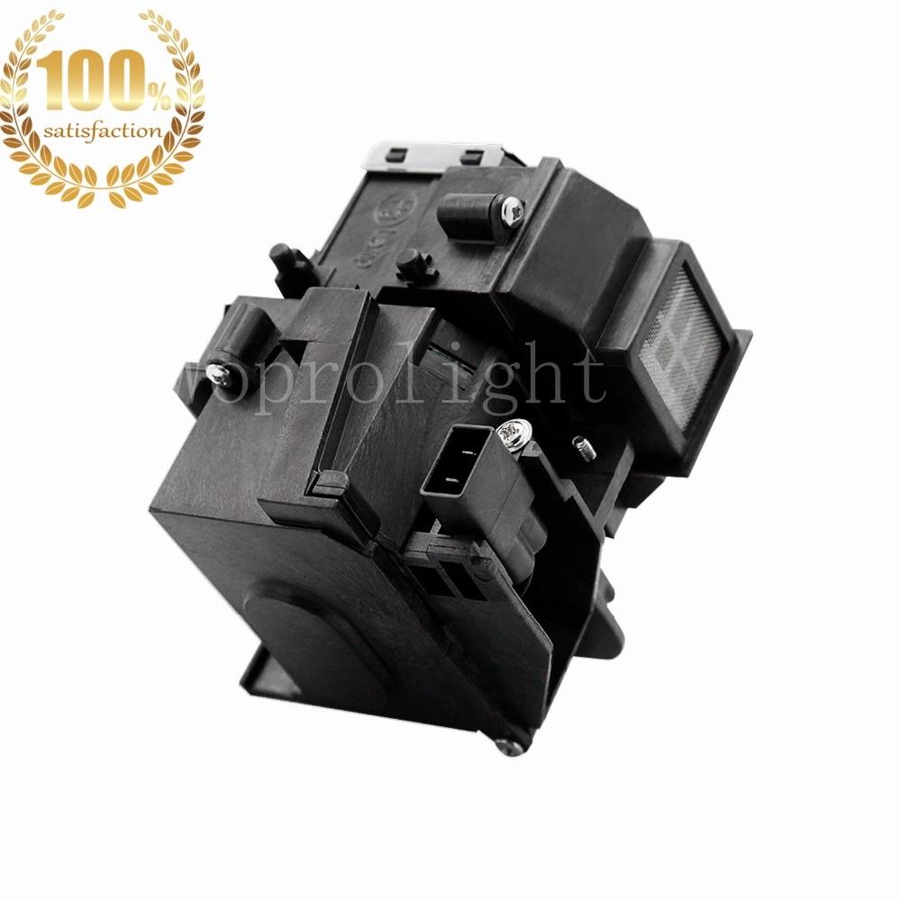 Lampe de rechange de qualité OEM Woprolight ELPLP49 / V13H010L49 - Accueil audio et vidéo - Photo 3