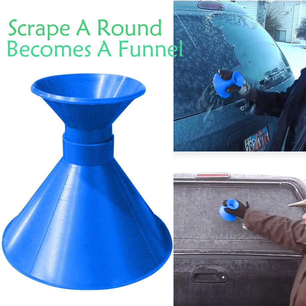 Vehemo лопата для снега Щетка скребок для снега автомобильный Снежный мелтер для авто лопатка для льда Универсальный уличный автомобиль для автомобильная лопата - Цвет: Blue 1