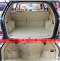 Хорошее качественные маты! Специальные автомобильные коврики для багажника Hyundai Tucson 2014-2004 водонепроницаемые Ковровые Коврики для ботинок д...