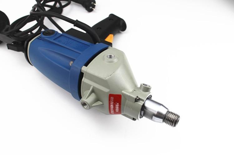 90 mm deimantinis gręžtuvas su vandens šaltiniu (rankinis) 1350W - Elektriniai įrankiai - Nuotrauka 6