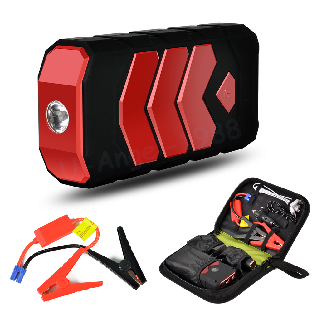 Здесь можно купить  Multi-Function Car jump Starter Car Emergency Start Portable External Battery Pack Charger Source 16800mah For RC Quadcopter  Игрушки и Хобби