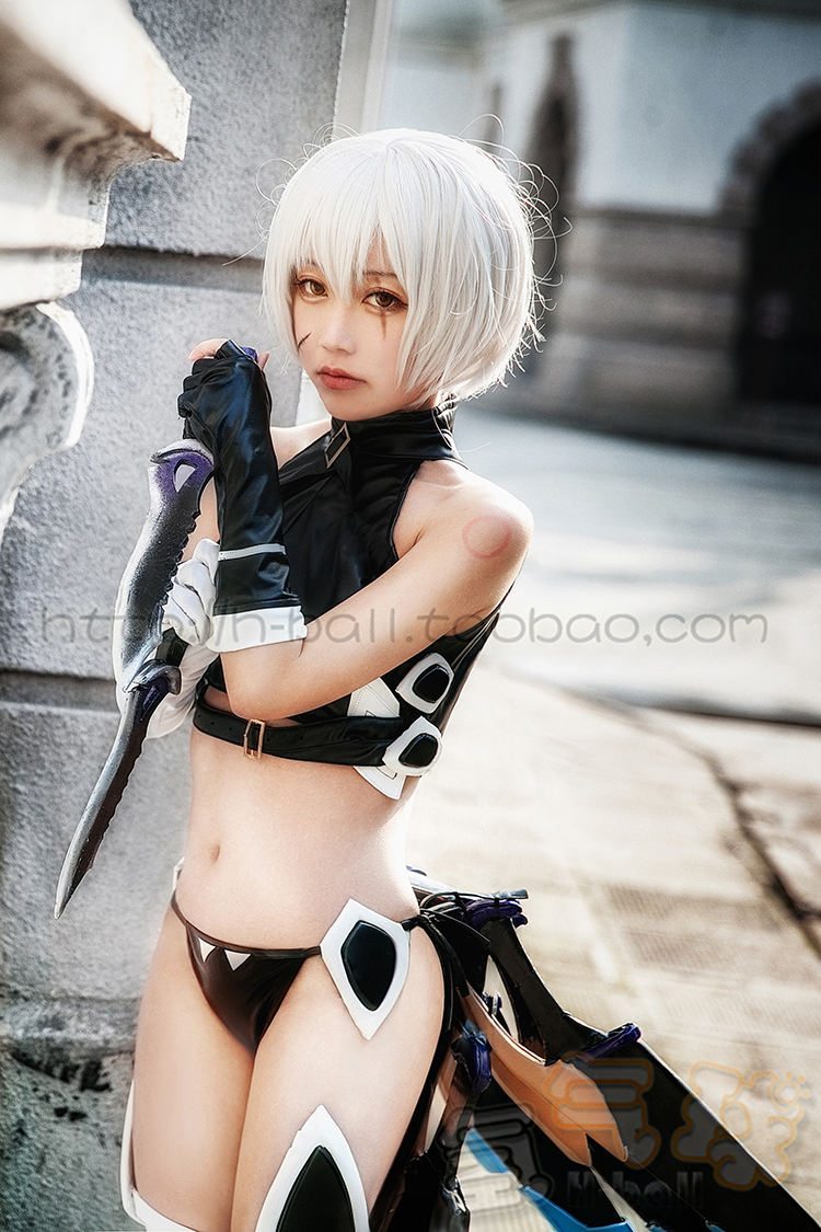 Jack the Ripper Fate/Grand Order Cosplay Jack the Ripper cosplay costume costum-made FGO Cosplay 1
