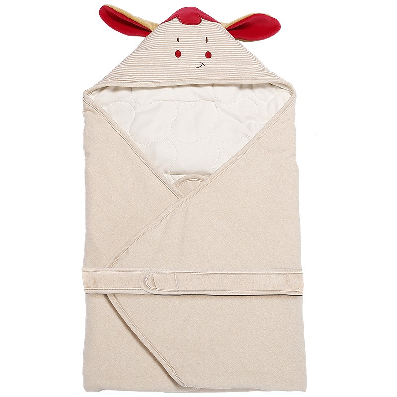 Baby Wrapped Blanket Warm Care (2)