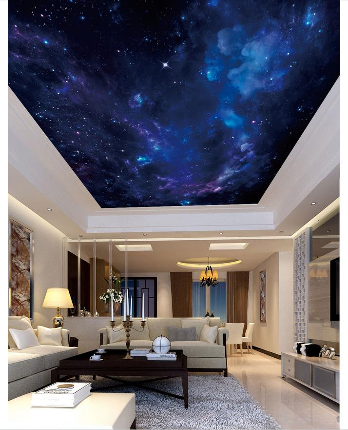 Ceiling Wall Paper Dream Night Sky
