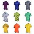 Radfahren jersey Kurzarm/sleeveless shirts 2019 sommer Bike Shirts Quick dry Atmungsaktive MTB Bike Kleidung 21603F-in Rad-Trikots aus Sport und Unterhaltung bei