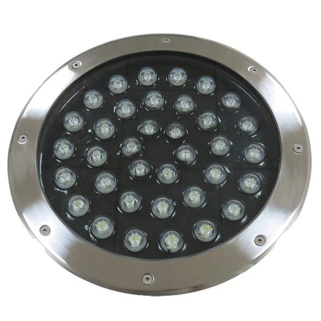 ไฟLEDใต้ดิน36วัตต์ฝังปิดภาคเรียนชั้นโคมไฟลานเส้นทางโคมไฟภูมิทัศน์แสงกลางแจ้ง