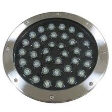 Luz Subterrânea LED 36 W Enterrado Chão Recesso Inground Quintal Caminho Da Lâmpada Paisagem Ao Ar Livre Iluminação