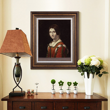 La Belle Ferronniere Painting