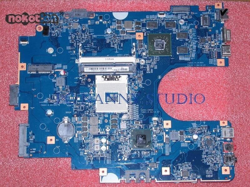 NOKOTION A1892051A 48 4MR05 021 MBX 267 main board for SVE171 SVE1712ACXB SVE1737ACXB laptop motherboard HM77