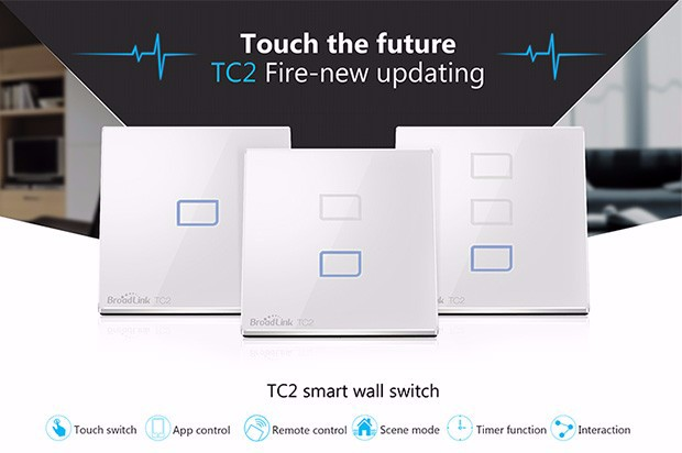 broadlink TC2 wifi wall light switch ios android remote control-1