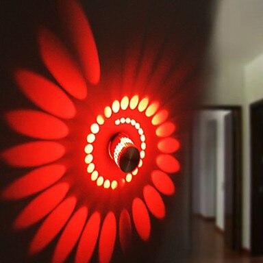 Lámpara de Pared moderna Simple astigmatismo LED para iluminación interior de hogar lámpara de cabecera Lampara de aluminio integrado