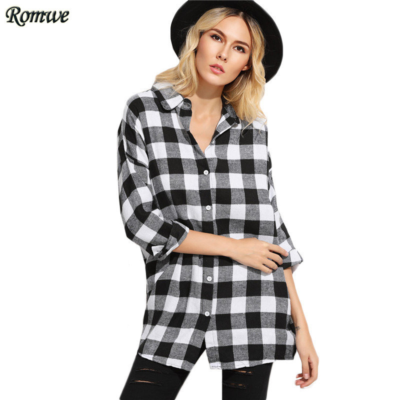 Compare Prices on Checked Ladies Shirts- Online Shopping/Buy Low ...