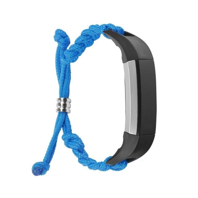LNOP Woven Nylon strap For Fitbit Alta band Alta HR replacement band Survival Bracelet wristband watchband strap Fitbit Alta 3