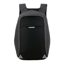 ФОТО 2018 new double shoulder bag male usb convenient charging, backpack, leisure business computer package college schoolbag male