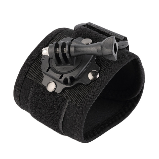 Wrist Hand Strap Band Holder 360 Rotation For GoPro Hero