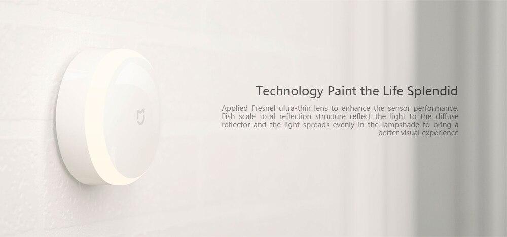 Xiaomi Mijia LED Corridor Night Light Infrared Remote Control Body Motion Sensor Smart Home  Yeelight USB Charge Version (4)