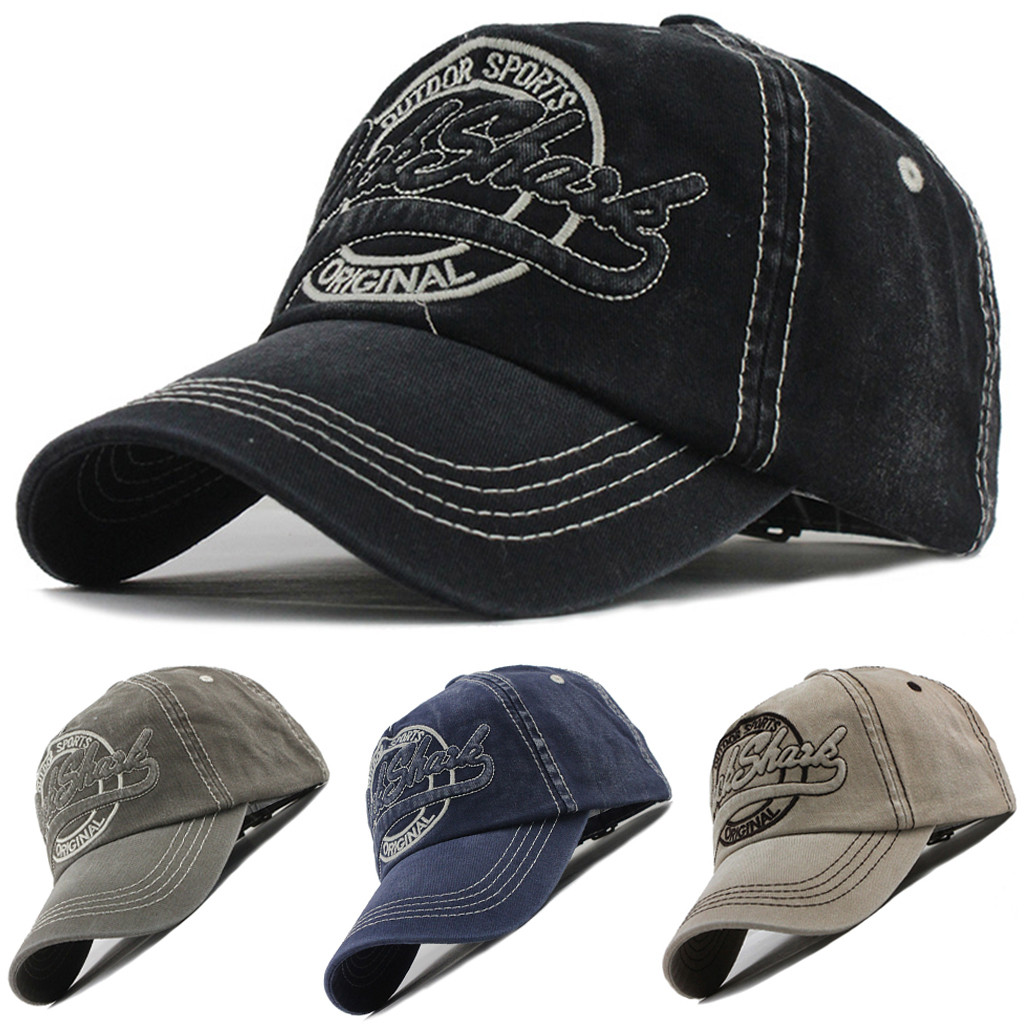 Baseball     Cap   Men and Women Outdoor Cotton High Quality Embroidered   Baseball     Caps   Adjustable