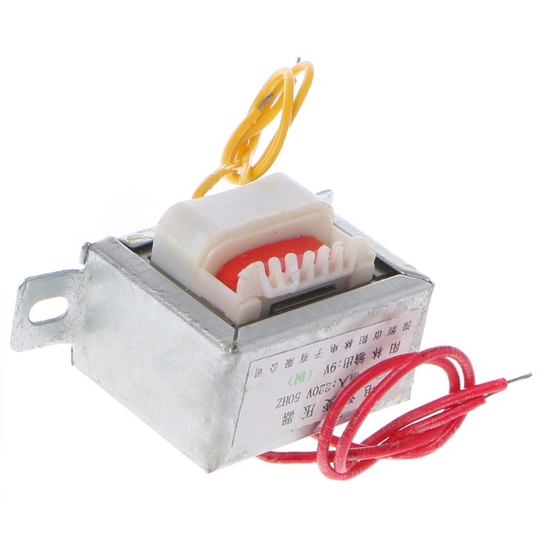 5W Power Transformer AC 220V To AC 9V Local Welder For Spot Welding Machine 43x35mm 5w power transformer ac 220v to ac 9v local welder for spot welding machine g07 drop ship