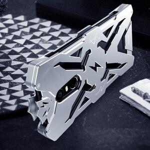 Image 3 - Zimon Simon Thor Serie Shockproof Metal Case Cover xiaomi Redmi 5 Aluminium Telefoon Gevallen Voor Xiaomi Redmi 5/Redmi 5 plus