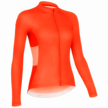 4 colors cycling jersey women long sleeve 2016 Bike MTB bicycle clothes for womens Jacket road bike clothes jersey