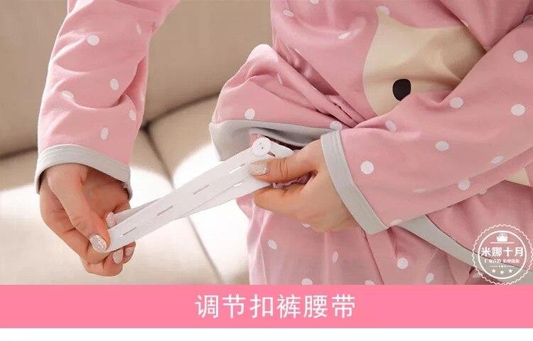 maternidade enfermagem conjuntos pijamas gravidez pijamas algodão