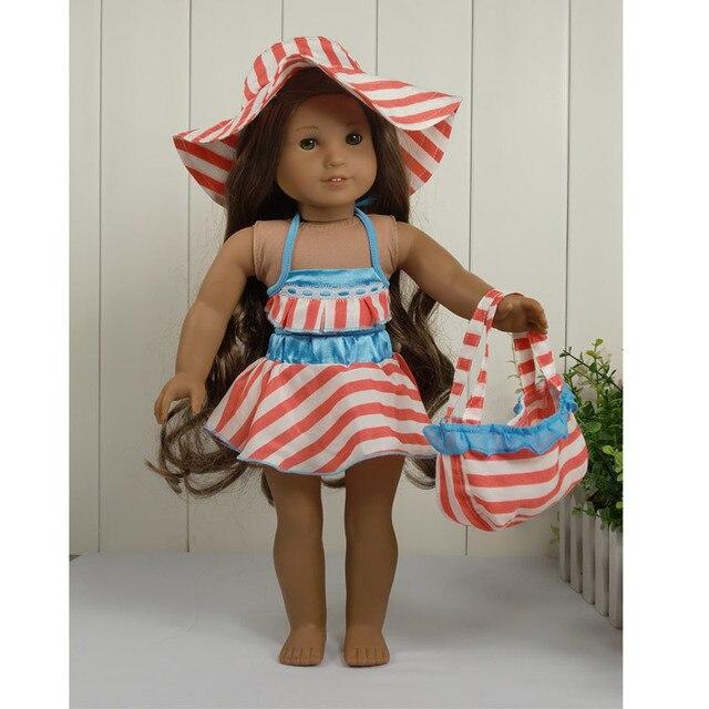 Мода 18' 18 куклы американская девушка одежда для кукол аксессуары для подарок ребенку JUY89