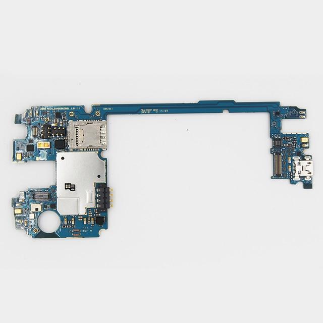 لوحة رئيسية أصلية من Tigenkey غير مغلقة بسعة 32 جيجابايت تعمل مع LG G3 D851 اللوحة الرئيسية LG G3 D851 32 جيجابايت اختبار 100% والشحن مجاني