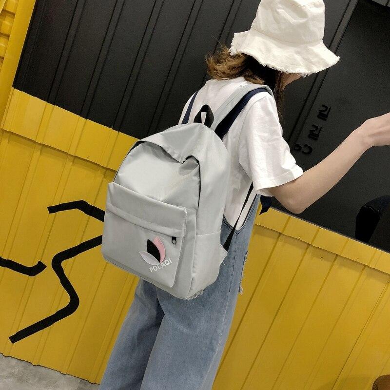 Goede Koop Mode Rugzak Vrouwen Canvas 930A Reizen Bookbags School Tassen  voor Tienermeisjes Goedkoop 1075eaaf0b