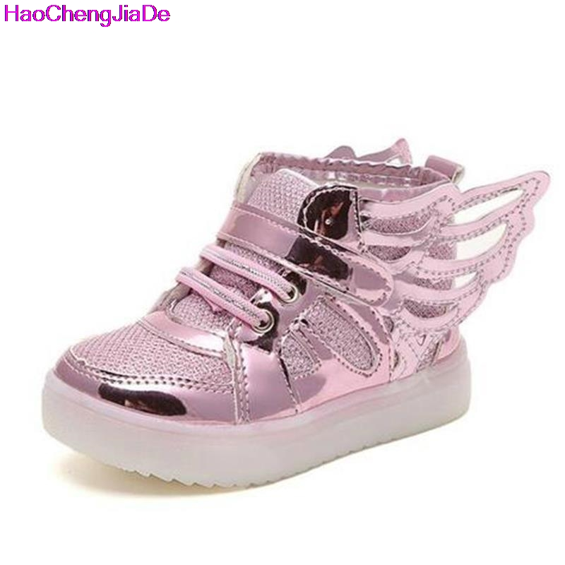 HaoChengJiaDe-Free-Gift-Girls-Luminous-LED-Light-Shoes-Angel-Wings-Baby-Boys-Casual-Led-Shoes-Kids-Children-Sneakers-size-21-36-5