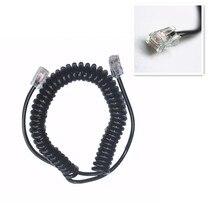 5 шт. OPC-1153 микрофонный кабель Шнур для Ic автомобилей Радио Динамик микрофон HM-98 HM-133 HM-133V HM-133S для IC-207H IC-2720H IC-E880 и т. д.