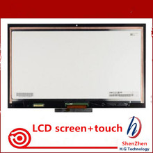 Digitizer-Assembly Pro13 Sony Vaio Touch-Screen SVP132 1920--1080-Display LCD FOR Svp13/Pro13/Svp132/..