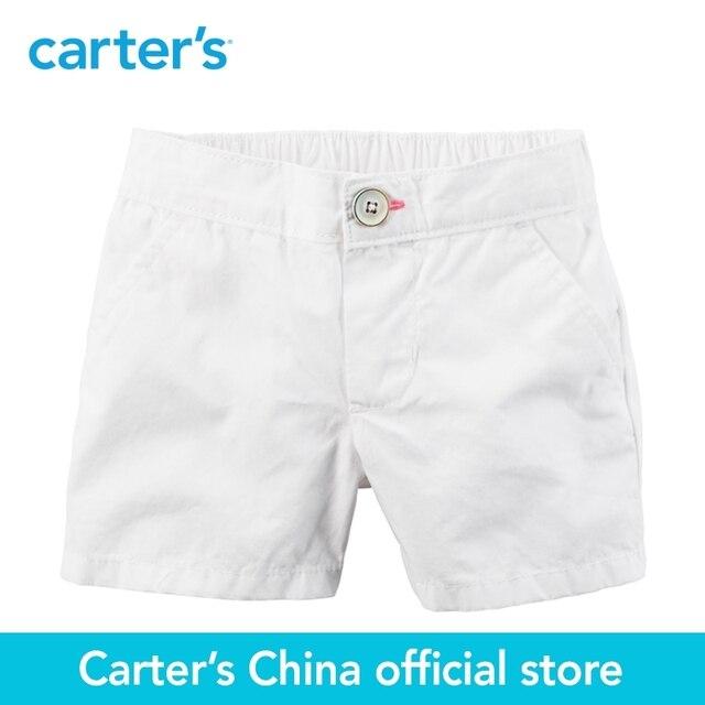 Картера 1 шт. детские дети дети Шорты Поплин 258G197, продавец картера Китай официальный магазин