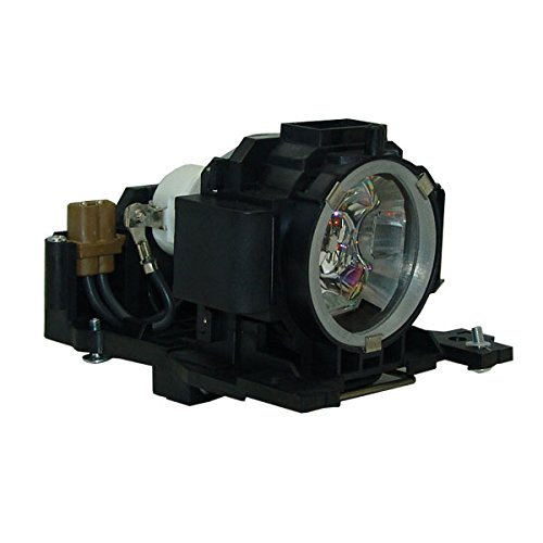 DT00891 Replacement Projector Lamp for Hitachi CP-A100 ED-A100 ED-A110 CP-A101 CP-A100 CP-A100J CP-A101i ED-A100 ED-A100J ED-A110 ED-A110J HCP-A8 Lamp with Housing by CARSN